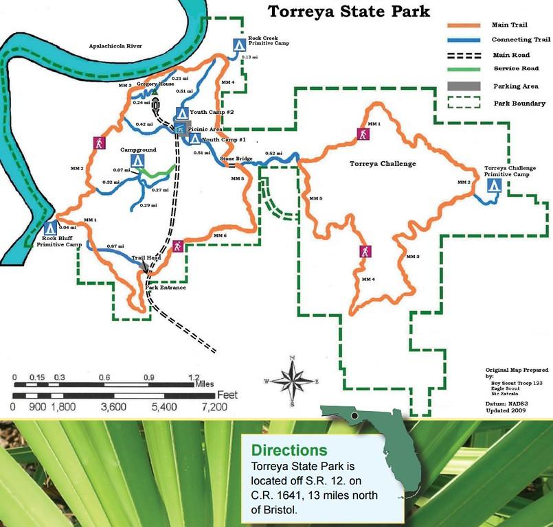 Torreya State Park