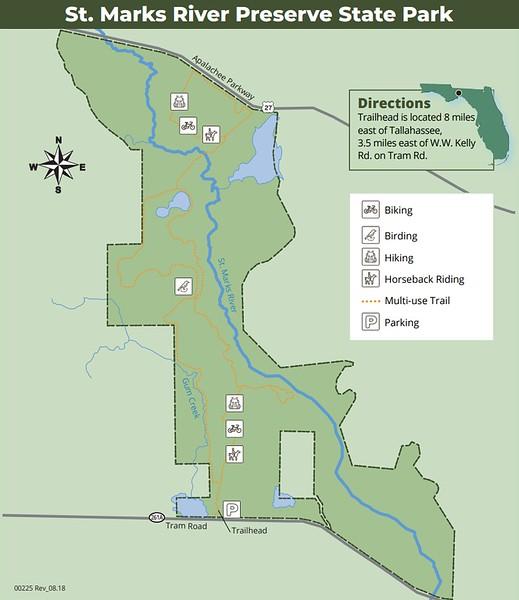 St. Marks River Preserve State Park