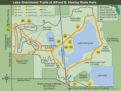 Alfred B. Maclay State Park (Trails)