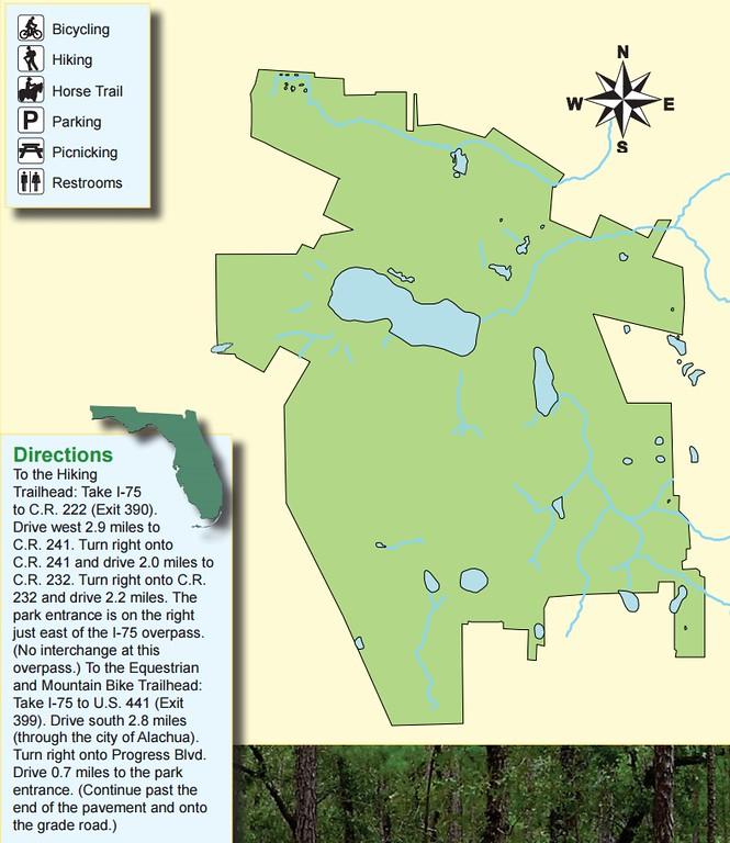 San Felasco Hammock Preserve State Park