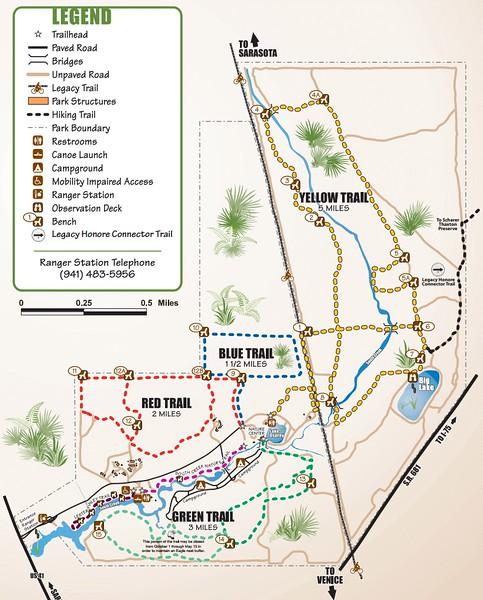 Oscar Scherer State Park