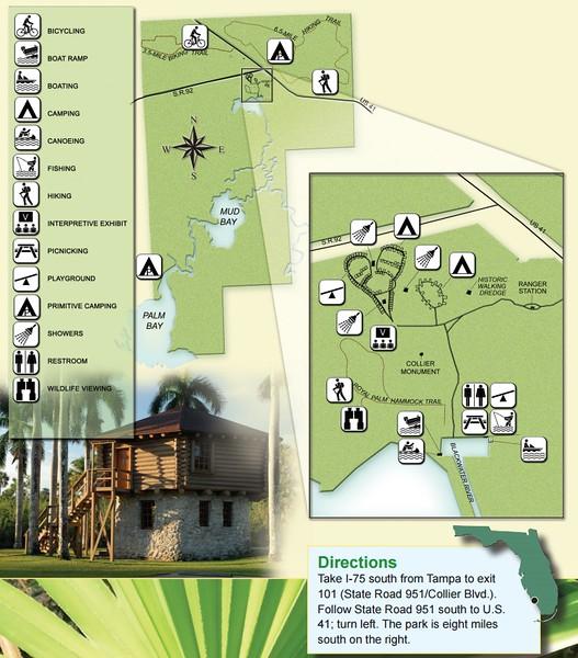 Collier-Seminole State Park