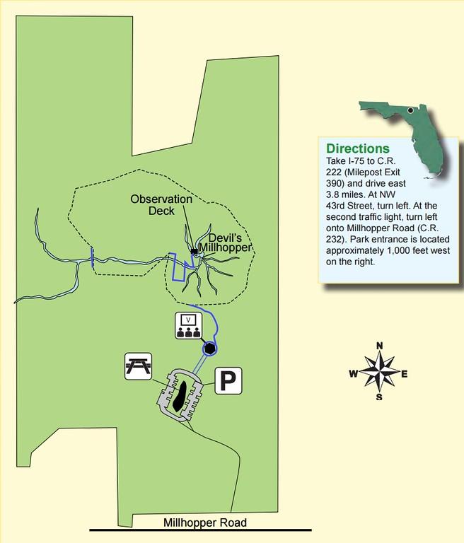 Devil's Millhopper Geological State Park