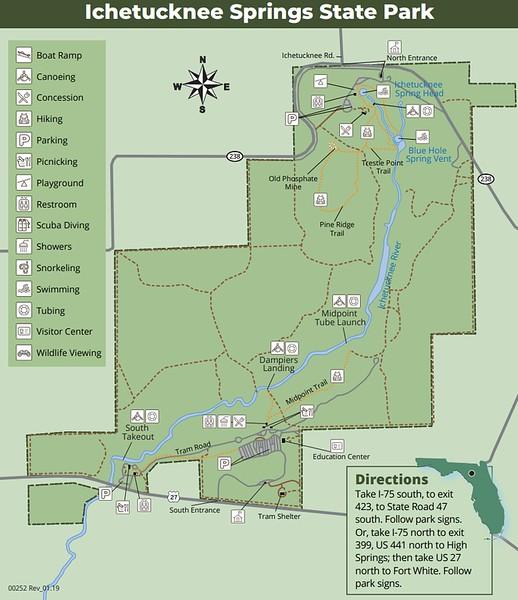 Ichetucknee Springs State Park