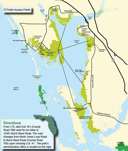 Charlotte Harbor Preserve State Park