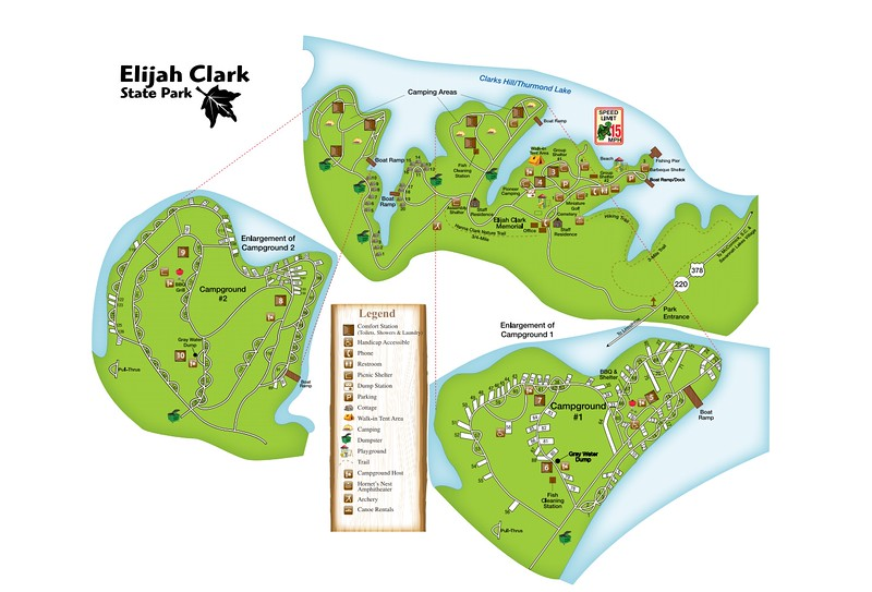 Elijah Clark State Park
