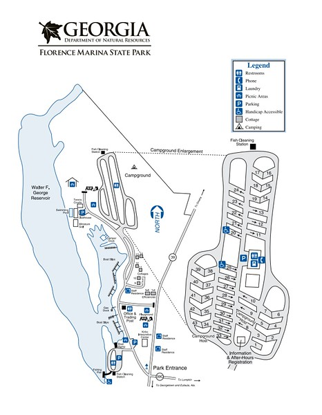 Florence Marina State Park