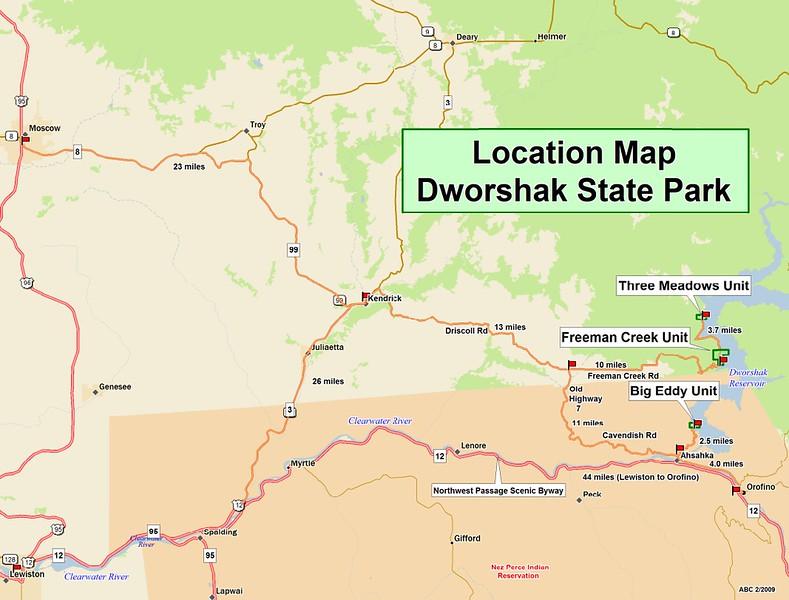 Dworshak State Park