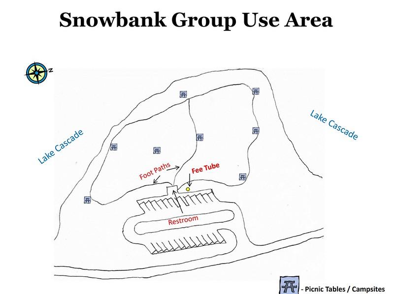 Lake Cascade State Park (Snowbank Group Use Area)