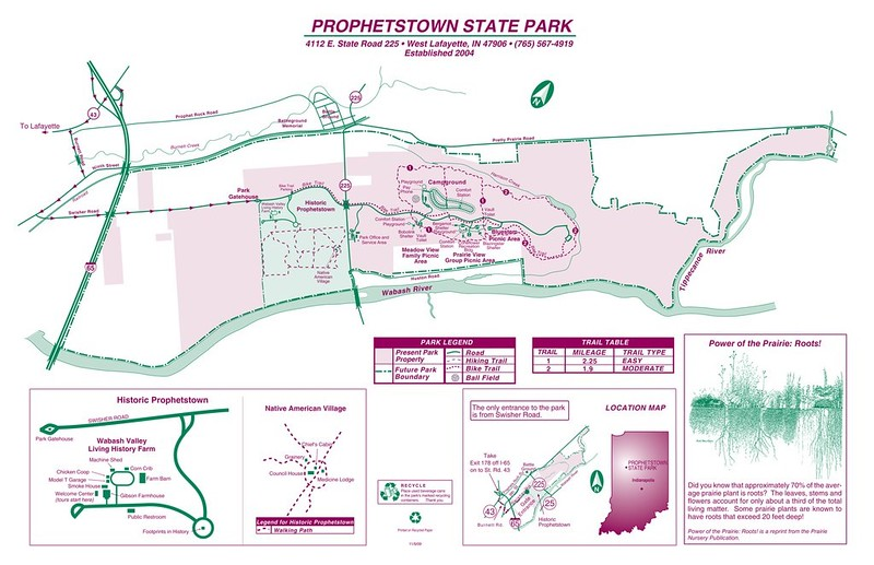 Prophetstown State Recreation Area