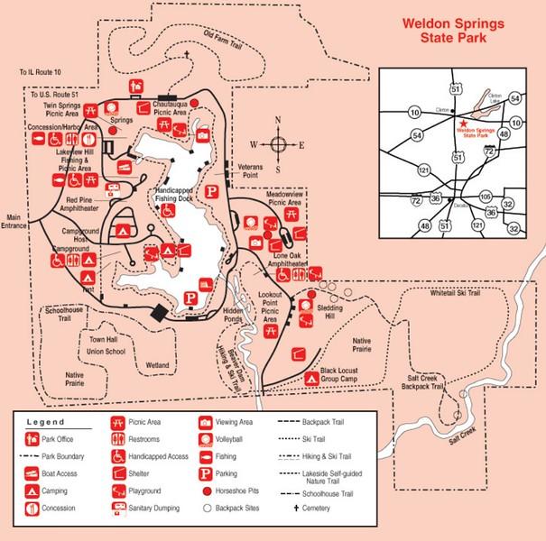 Weldon Springs State Park
