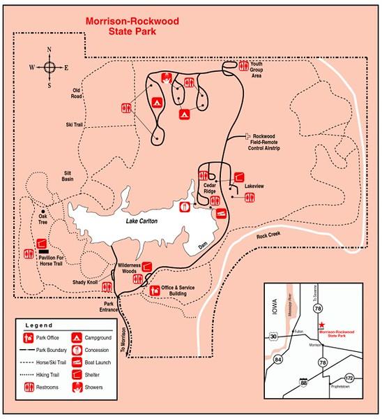 Morrison-Rockwood State Park