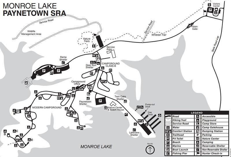 Monroe Lake (Paynetown SRA)