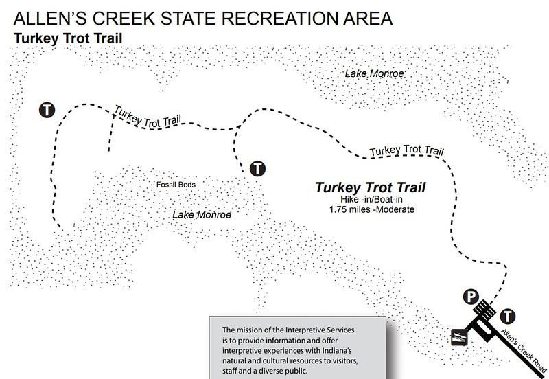 Monroe Lake (Allen's Creek State Natural Area)