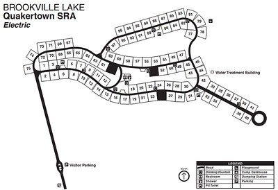 Brookville Lake (Quakertown SRA Campground)
