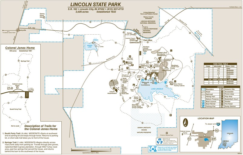 Lincoln State Park