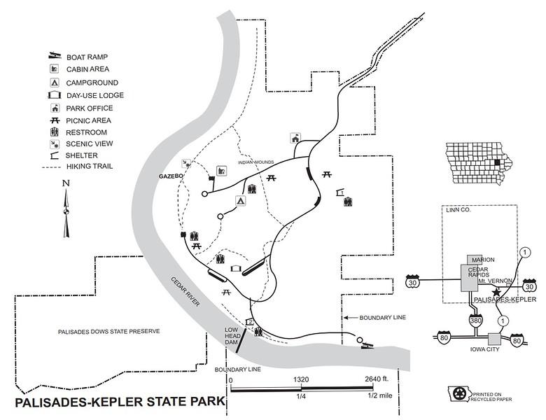 Palisades-Kepler State Park
