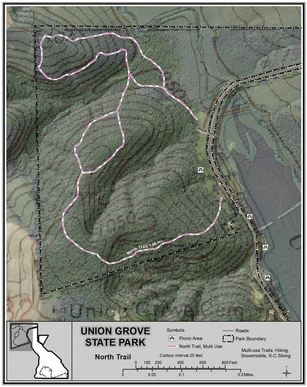 Union Grove State Park (north)