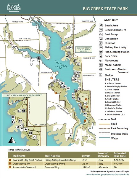 Big Creek State Park