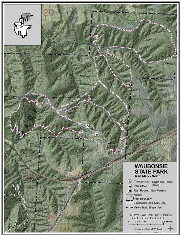 Waubonsie State Park (north)