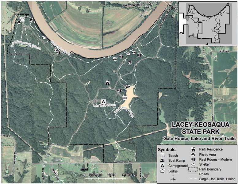 Lacey-Keosaqua State Park
