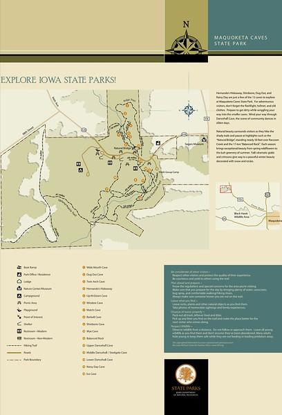 Maquoketa Caves State Park