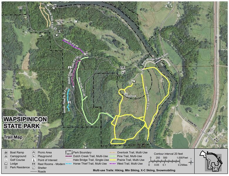 Wapsipinicon State Park