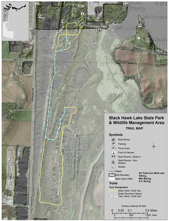 Black Hawk State Park