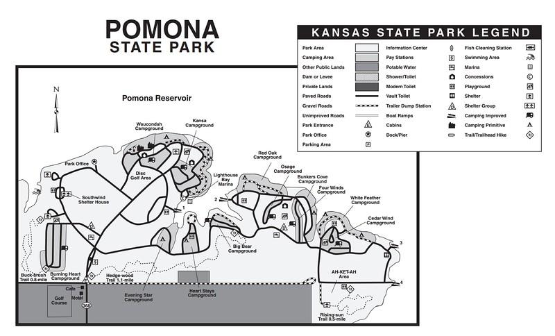 Pomona State Park