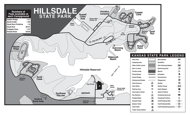Hillsdale State Park