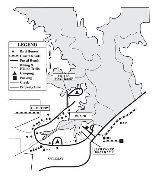Hillsdale State Park (Bluebird Trail)