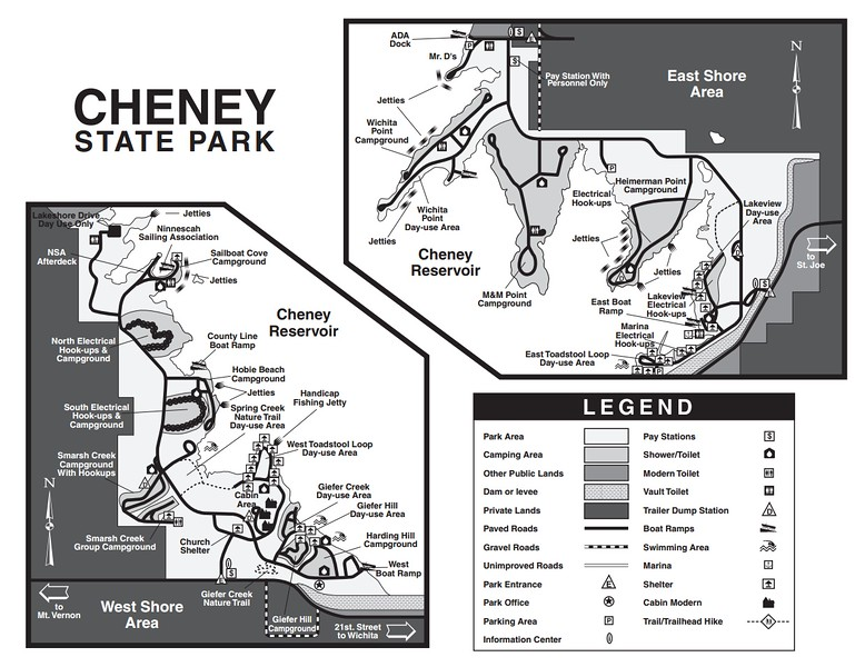 Cheney State Park