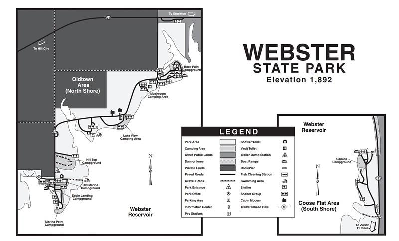 Webster State Park