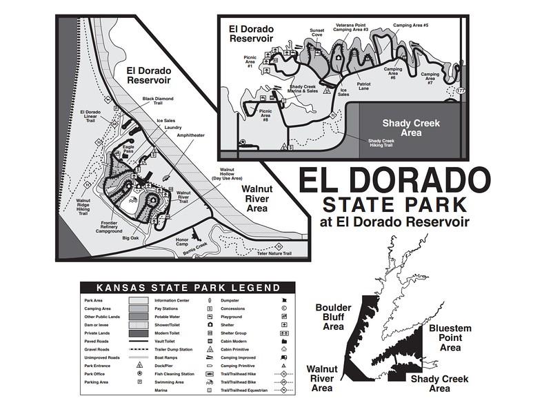 El Dorado State Park (south)
