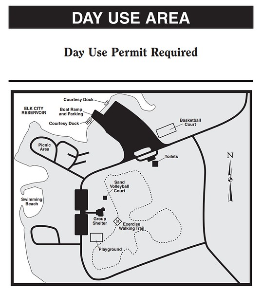 Elk City State Park (Day Use Area)
