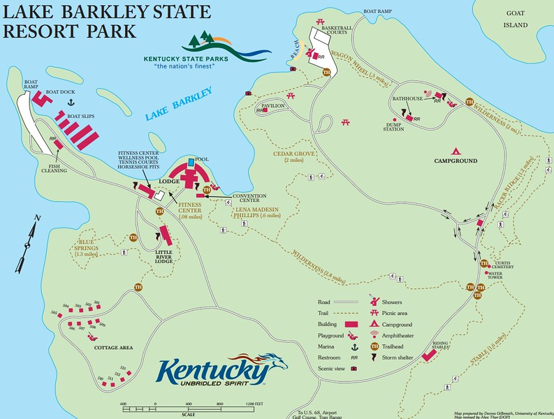 Lake Barkley State Resort Park