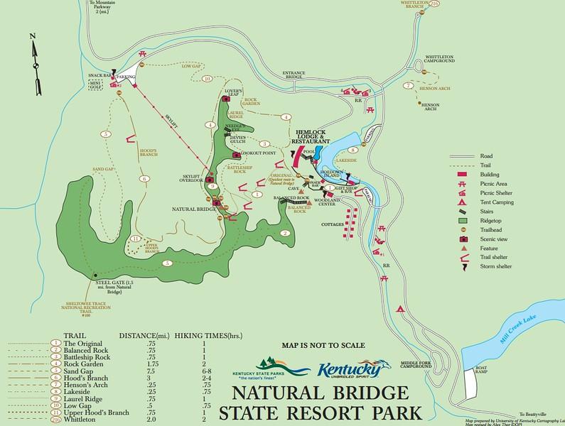 Natural Bridge State Resort Park