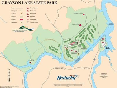 Grayson Lake State Park