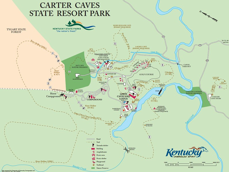 Carter Caves State Resort Park