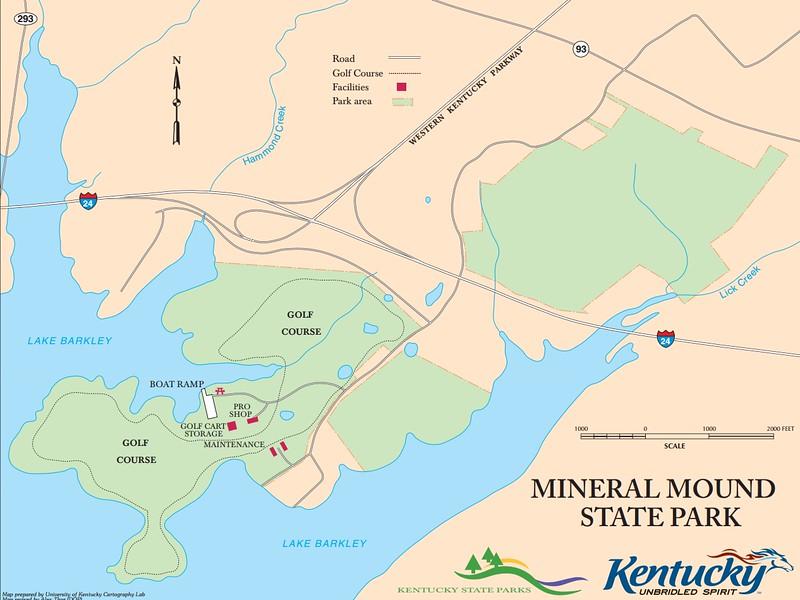 Mineral Mound State Park