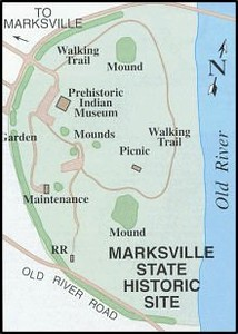 Marksville State Historic Site