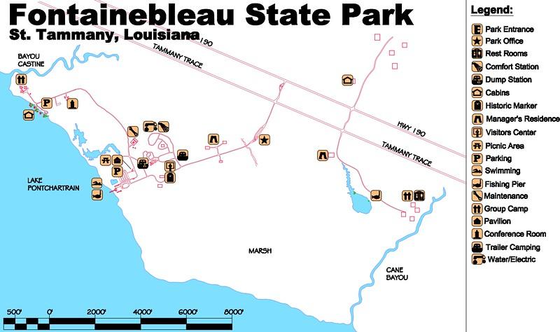 Fontainbleau State Park
