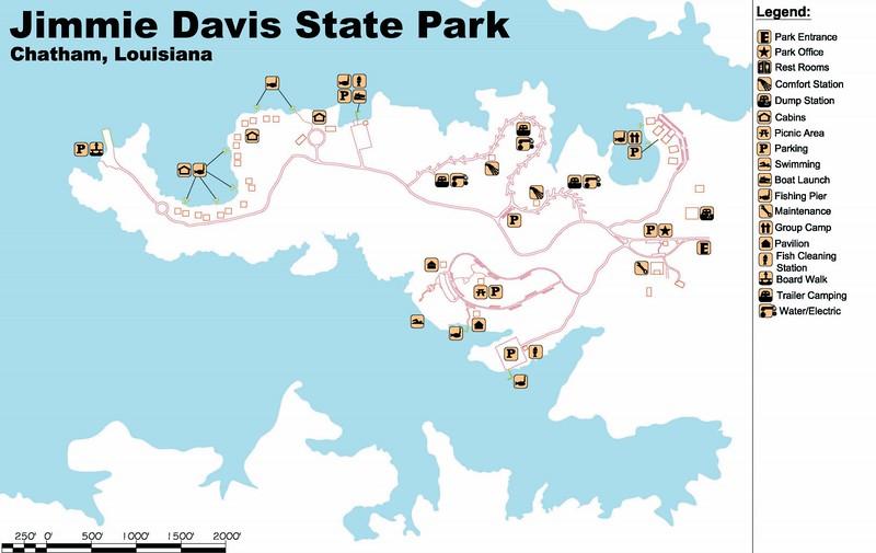 Jimmie Davis State Park