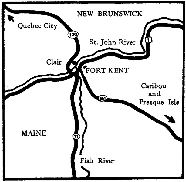 Fort Kent State Historic Site