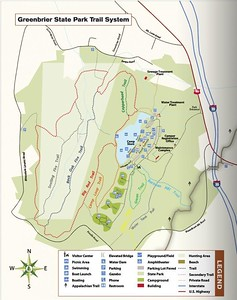 Greenbrier State Park