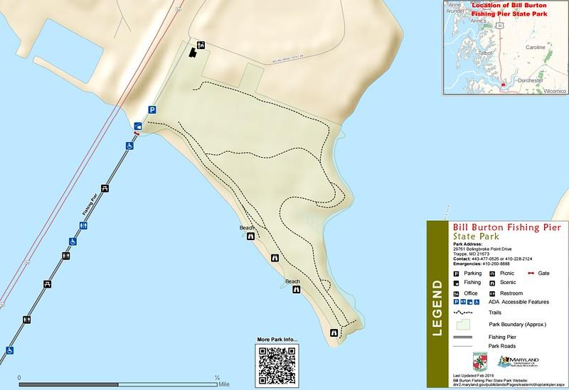 Bill Burton Fishing Pier State Park