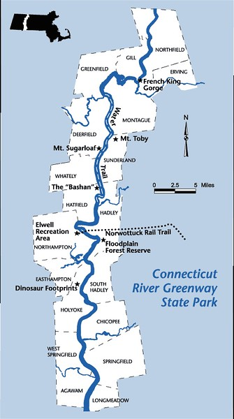 Connecticut River Greenway State Park