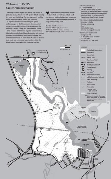 Cutler Park Reservation