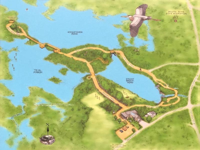 Massachusetts State Park Maps - dwhike