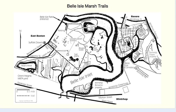 Belle Isle Marsh Reservation